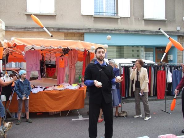 Vivre à Falaise
