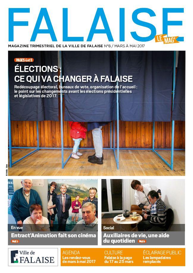 Falaise Mag #8