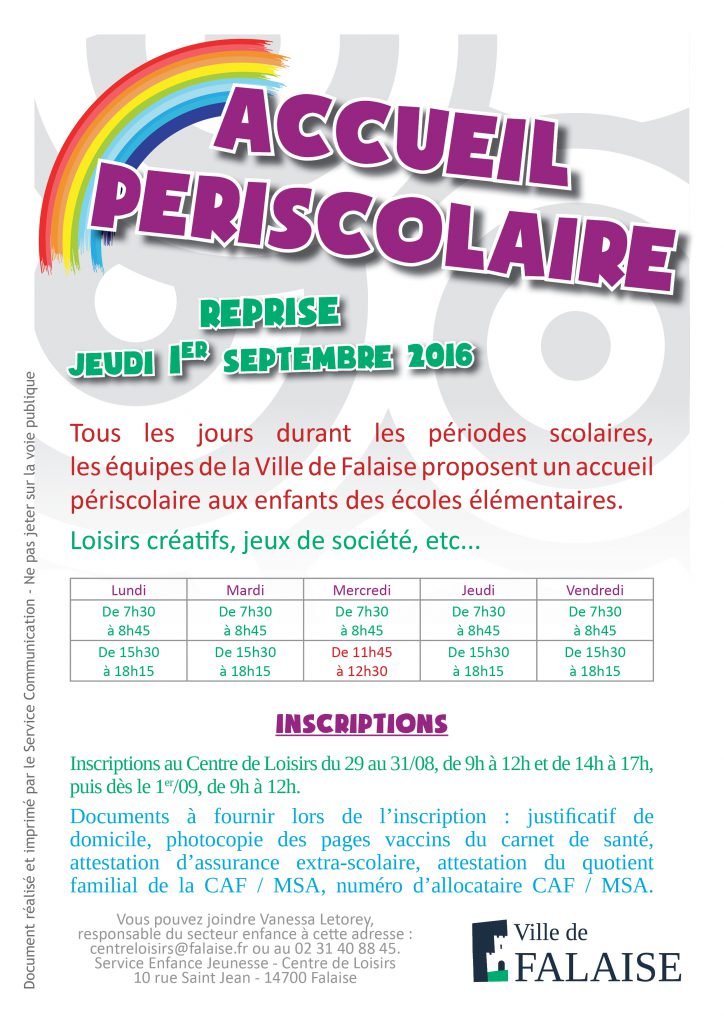 Accueil périscolaire 2016-2017_V1