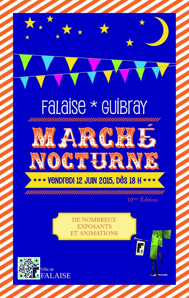 Marché Nocturne 2015 - flyer_face A