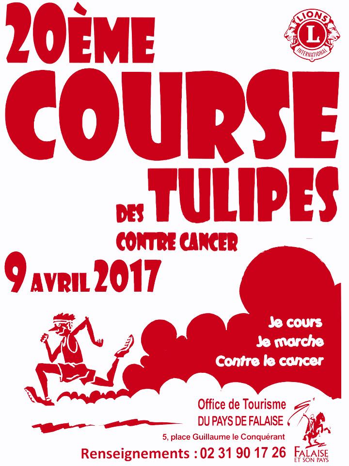 20ème course des tulipes