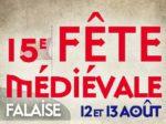 Programme de la Fête Médiévale