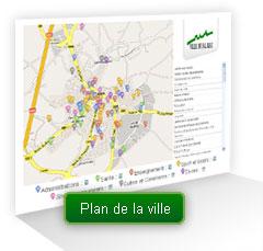 carte de France Falaise